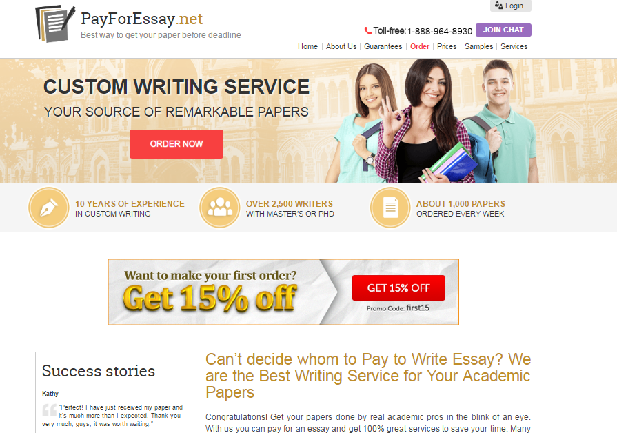 Best writing service online